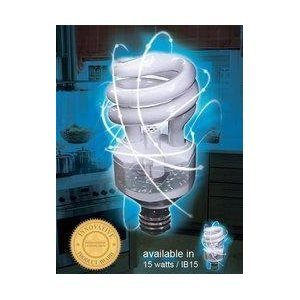 Air Purifying Ionic Bulb Negative Ionizers