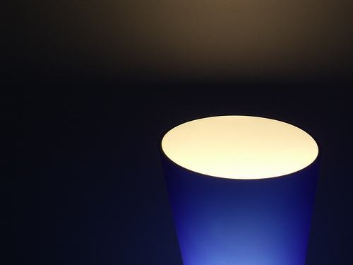 Can you freshen the air in your home just by turning on the light?