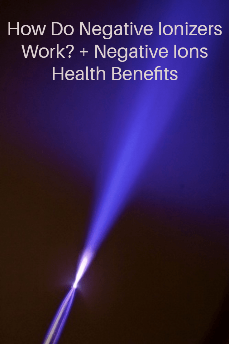 Negative Ions Benefits For Your Health