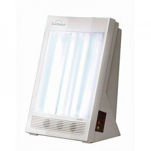 The Sun Touch Plus Sad Lightbox With Ionizer Negative