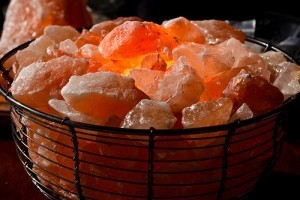 Do Salt Lamps Kill Mold : Candles :: Himalayan Crystal Salt Lamp