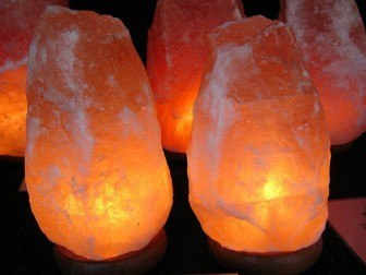Salt Lamps How They Work : Himalayan Salt Lamp Benefits: Do Salt Lamps Really Work? Negative Ionizers