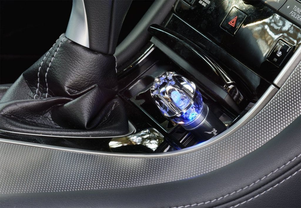 What Is The Best Car Air Purifier Auto Ionizer Reviews 2019
