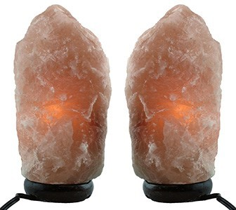 Twin-salt-lamps