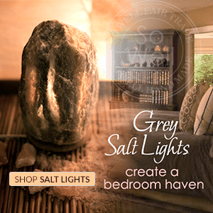 Salt lamp protection