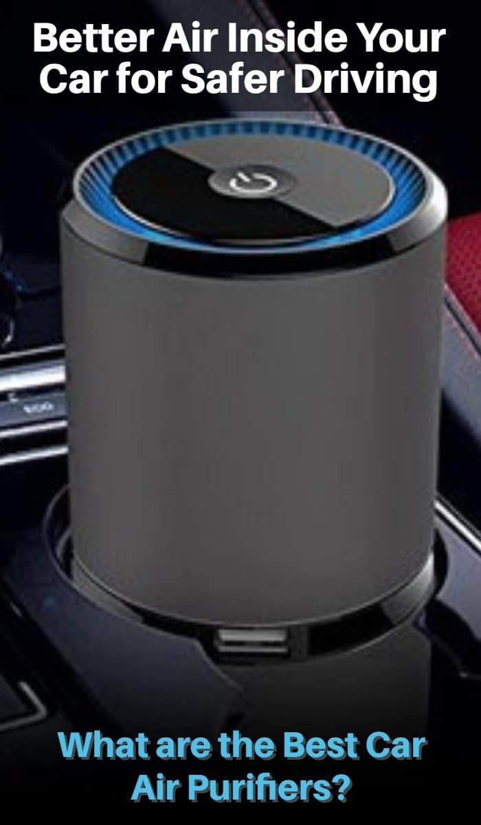 What is the Best Car Air Purifier? | Auto Ionizer Reviews 2019