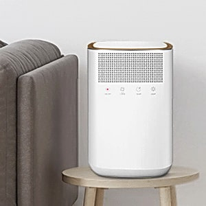 iTvanila-X1 portable HEPA air filter