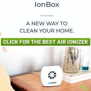 Portable Ionizer for your home or office