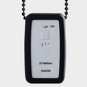 Personal Ioniser on a chain